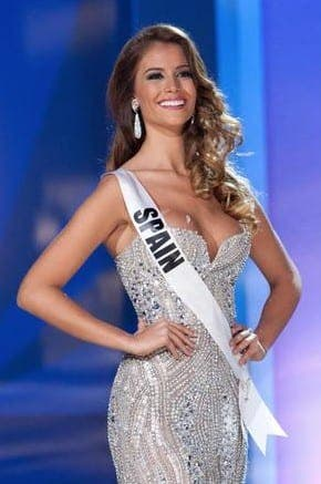 Miss Spain finishes in top 10 at Miss Universe final