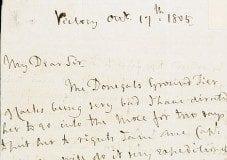 Nelson last letter