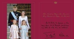 Royal Xmas card