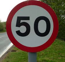 Driving speed limits to be cut across Spain
