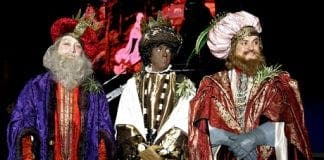 Three Kings procession Ma