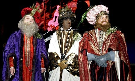 Petition demands end to Three Kings 'blacking up' in Madrid