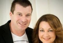 Wedding Sue and Howard danker