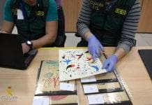 art forgers arrested