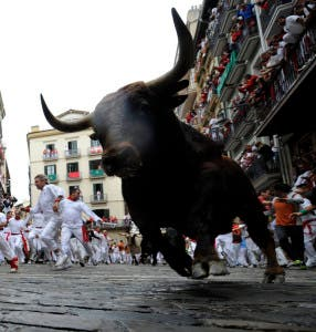 RUN: Festival in Pamplona