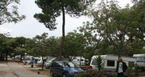 cabopino campsite near marbella