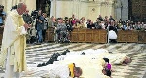 laying priests