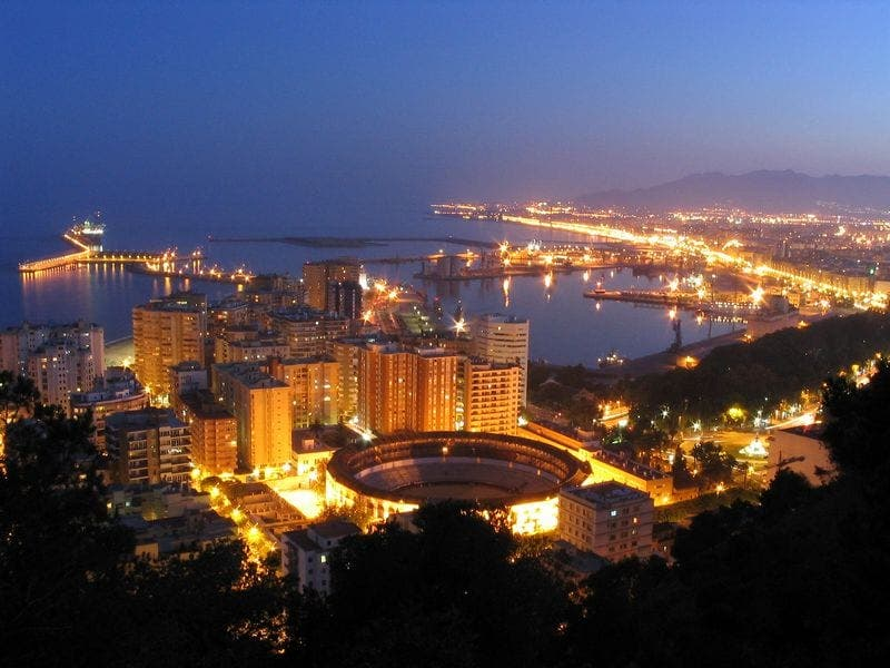 Malaga is second top city in the world to visit in 2015