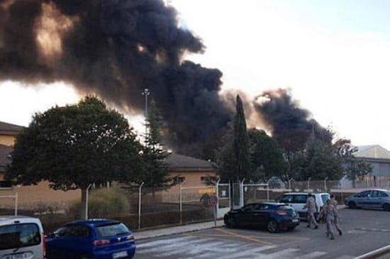 UPDATE: Death toll from fighter jet crash in Spain rises to 11