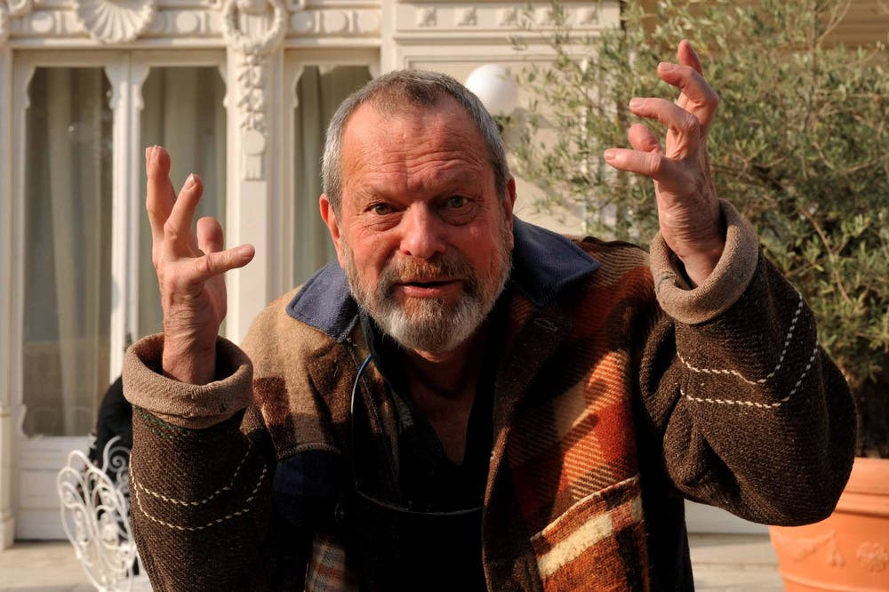 Terry Gilliam's filming of Don Quixote delayed again