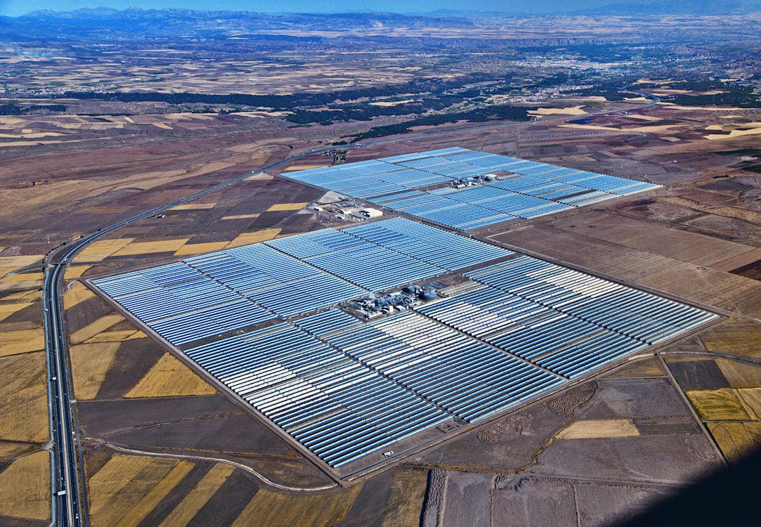 Andalucia's solar plant at the centre of million-euro legal battle
