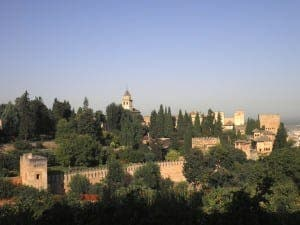 Granada's Alhambra is Spain's most visited tourist attraction