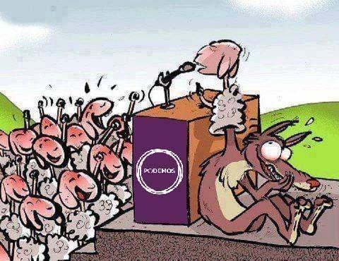 Anti Podemos!