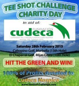 Cudeca Charity Poster