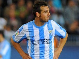 FEELING GUILTY: Santi Cazorla