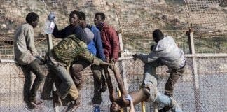 Spain African migration e
