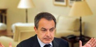 Zapatero e