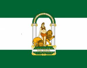 andalucia flag