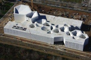 The Contemporary Art Centre in Cordoba is one of the firm´s creations