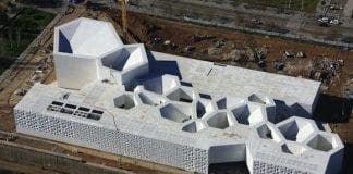 contemporary art centre cordoba by nieto sobejano arquitectos