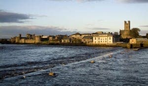 Limerick was O´Brien´s home town