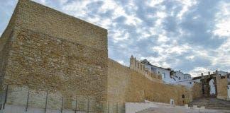 muralla salada medina sidonia