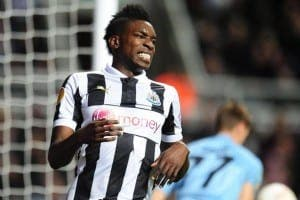 DECISION TIME: For Sammy Ameobi