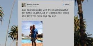 sandro rottman tweet