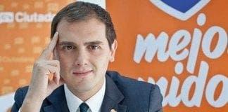 Albert Rivera Ciutadans e