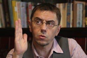 Entrevista a Juan Carlos Monedero, ideologo de Podemos.