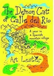 Expat author Calle del Rio
