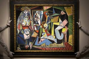 Picasso's 'Women of Algiers'