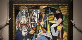 PIcasso auction e