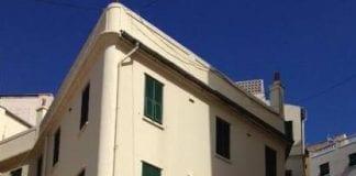 SHORT Ansaldos Townhouse