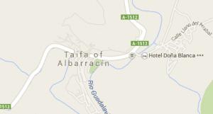 Albarracin, in Teruel