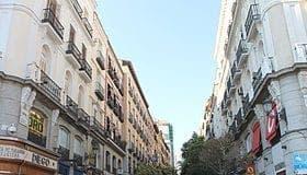 calle de la montera madrid