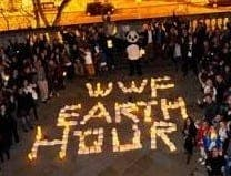 earth hour espana e