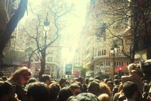 VALENCIA: Las Fallas