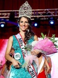 Miss Gibraltar 2014 Shyanne Azzopardi