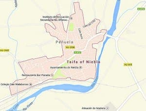 Niebla, in Huelva province