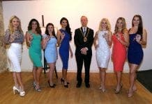 The seven wonders of the Rock: Miss Gibraltar 2015 contestants