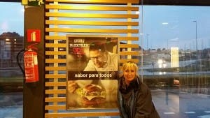 BURGER KING: But will the McDonalds connection tarnish Dani Garcia's crown?