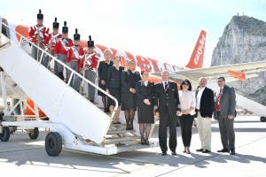NEWS – Easy jet launch new direct route from Bristol Airport to Gibraltar