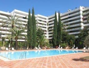 Marbella drug property