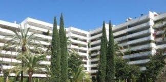 Marbella drug property e