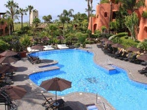 TORRE BERMEJA: One of the Costa del Sol's best-run luxury complexes