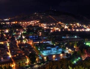 BY NIGHT: Granada