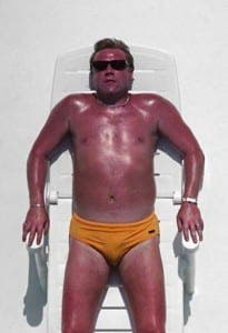Ray Winstone in Sexy Beast