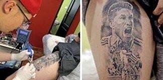 tattoo e