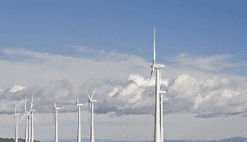 wind farm e